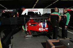 #49 AF Corse, Ferrari 458 Italia