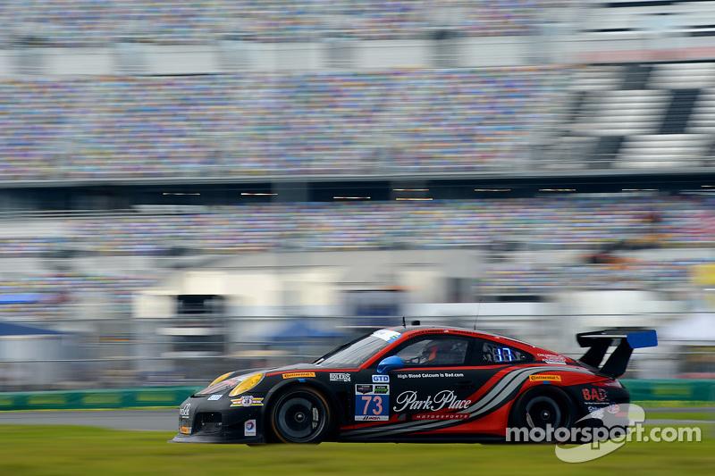 #73 Park Place Motorsports,保时捷911,美洲GT: Patrick Lindsey, Spencer Pumpelly, Jim Norman, David Ducote, Kevin Estre