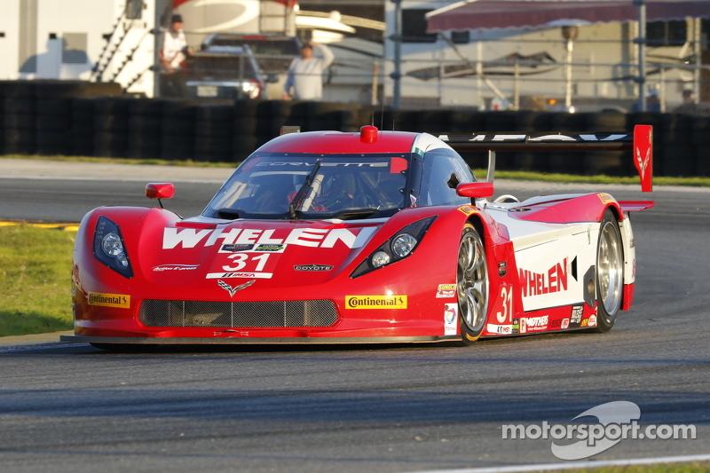 #31 Action Express Racing, Corvette DP: Eric Curran, Dane Cameron, Max Papis