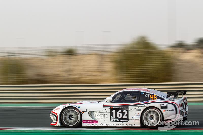 #162 Niedertscheider Motorsport, Ginetta G50 GT4: Lukas Niedertscheider, Martin Niedertscheider, Georg Steffny, Michael Fischer, Marco Maranelli