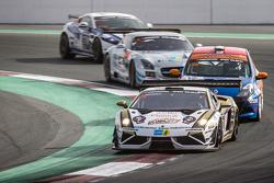 #22 Leipert Motorsport, Lamborghini Gallardo FL2: Jean-Charles Perrin, Harald Schlotter, Adrian Watt, Reinhard Kofler, Ernst Kirchmayr