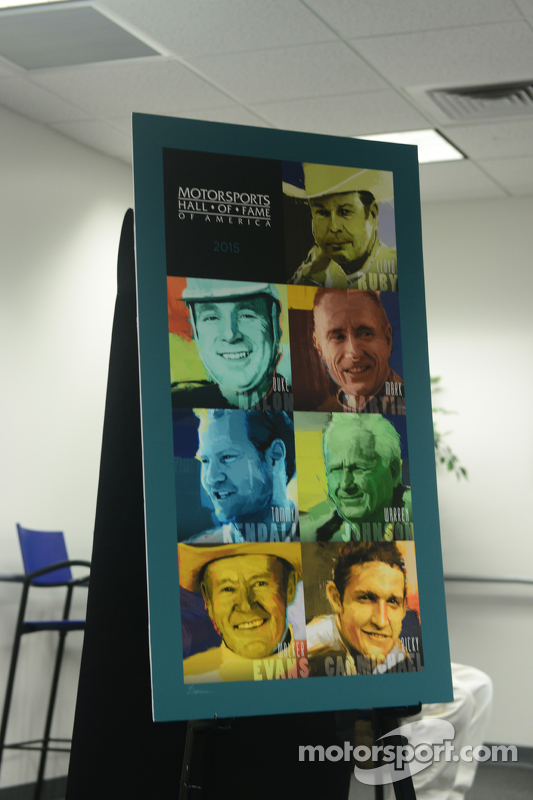 Poster der Hall of Fame