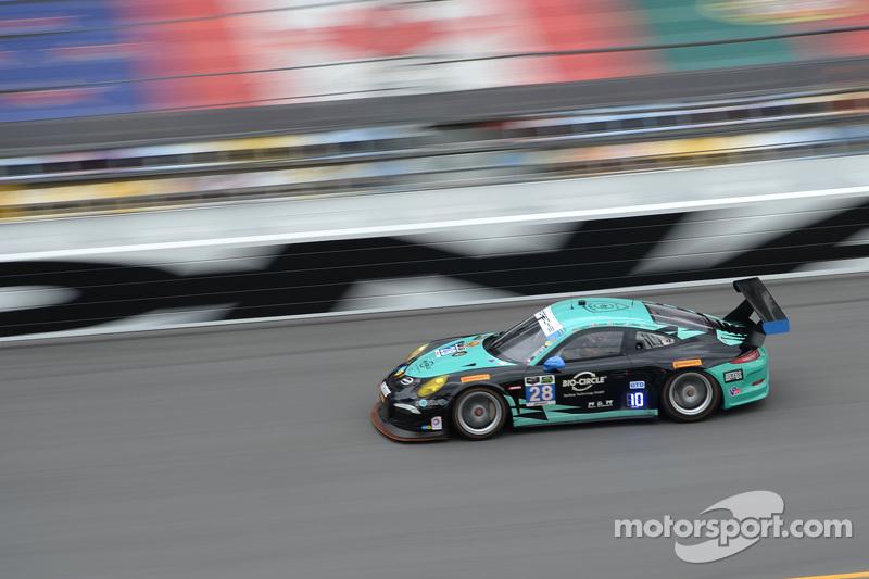 #28 Konrad Motorsport, Porsche 911 GT Americas: Lance Willsey, Christian Engelhart, Klaus Bachler, Christopher Zoechling, Rolf Ineichen