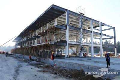 Autodromo Hermanos Rodriguez circuitrenovatie