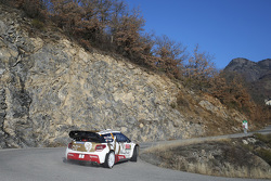 Кріс Міке та Пол Негл, Citroën DS3 WRC, Citroën Total Abu Dhabi World Rally Team