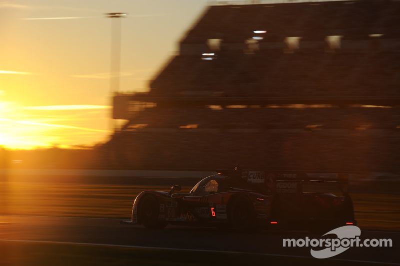 #60 Michael Shank Racing з Curb/Agajanian Ligier JS P2 Honda: Джон Пью, Освальдо Негрі, Ей-Джей Олмендінгер, Мет МакМуррі