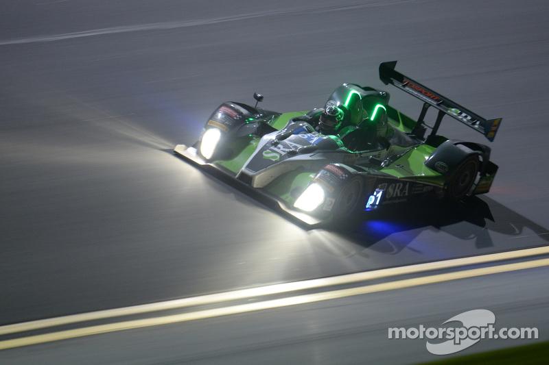#61 BAR1 Motorsports Oreca FLM09: Martin Plowman, Marc Drumwright, Ivo Breukers, Shelby Blackstock,
