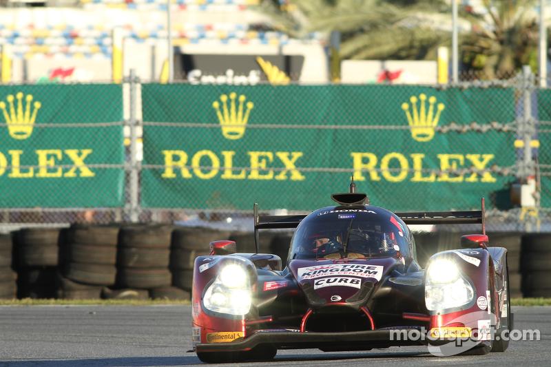 #60 Michael Shank Racing з Curb/Agajanian Ligier JS P2 Honda: Джон Пью, Освальдо Негрі, Ей-Джей Олме