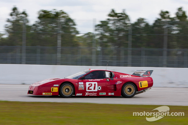 Ferrari 512BB/LM, 1980