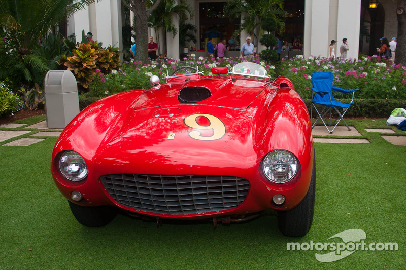 1953 Ferrari 375MM PF Spyder