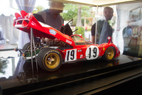 Beeindruckendes 1:8 Amalgam-Modell Ferrari 512S