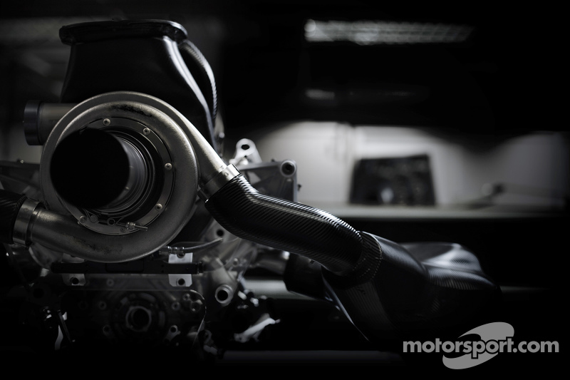 Der Renault Energy Formel-1-Motor 2015