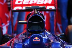 Scuderia Toro Rosso STR10 motore dettaglio
