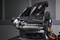 L'unité de puissance de la Mercedes AMG F1 W06