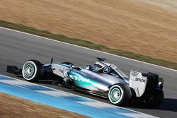Nico Rosberg, de Mercedes AMG F1 W06