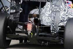 Даніель Ріккіардо, Red Bull Racing RB11 задній дифозор detail