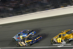 Casey Mears and Michael Waltrip