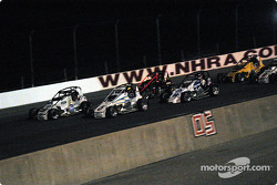 Dave Darland, Tom Hessert, Cole Carter and Josh Wise