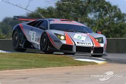 #5 Krohn-Barbour Racing Lamborghini Murcielago R-GT: Peter Kox, David Brabham, Nic Jonsson