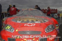 Car of Jeff Gordon