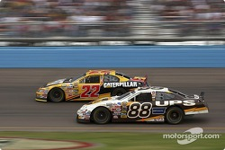 Scott Wimmer and Dale Jarrett