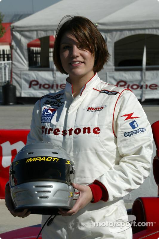 Female Race Car Drivers List