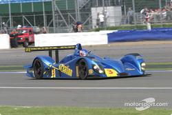 #3 Creation Autosportif DBA Zytek: Nicolas Minassian, Jamie Campbell-Walter