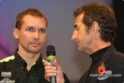 Glen Richards and Steve Parrish