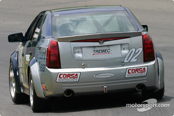 La Cadillac CTS-V n°02 Powell Motorsport : Mike Weinberg, Don Knowles