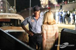 J.K. Simmons as Ralph Earnhardt and Andrea Powell as Martha Earnhardt
