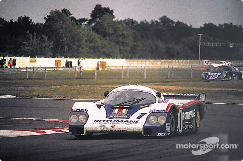 1982: Jacky Ickx, Derek Bell, Porsche 956