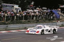 #6 Ford Werke Ford C100: Klaus Ludwig, Marc Surer