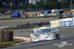 #45 Patrick Oudet Rondeau M382 Ford: Patrick Oudet, Jean-Claude Justice