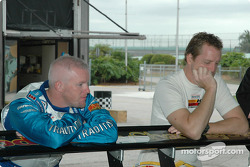 Paul Tracy and Terry Borcheller