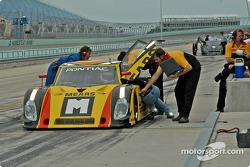 #6 Michael Shank Racing Pontiac Riley: Paul Mears Jr, Mike Borkowski