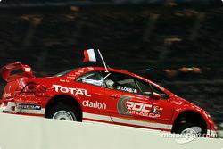 Quarter-final: Sébastien Loeb