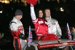 Team Great Britain: Colin McRae and David Coulthard