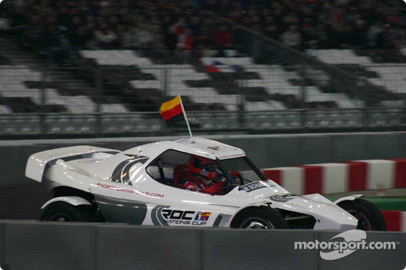 Michael Schumacher ROC 2004