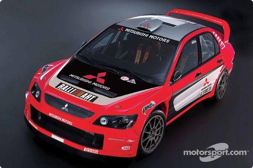 Mitsubishi announcement for 2005