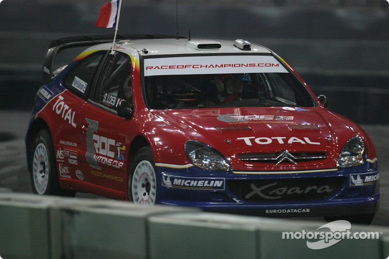 Semi-final: Sébastien Loeb