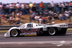 Team Davey Porsche 962C : Tim Lee-Davey, Tom Dodd-Noble, Katsunori Iketani