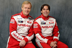 Nissan Rally Raid Team presentation: Ari Vatanen and Tiziano Siviero
