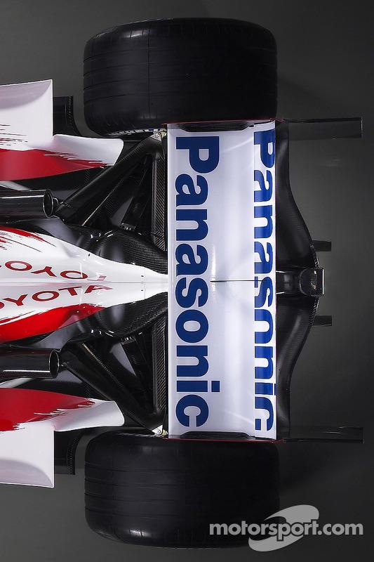 detay, yeni Toyota TF105