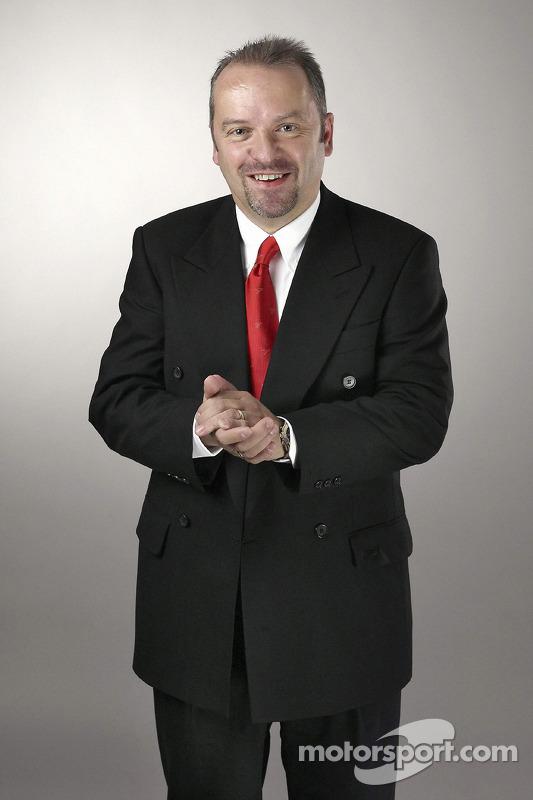 Mike Gascoyne, Teknik Direktörü Chassis Toyota Motorsport GmbH