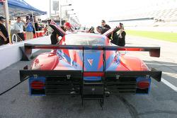 CITGO - Howard - Boss Motorsports pit area