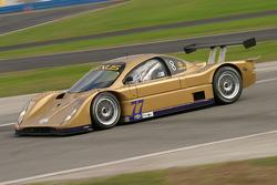 #77 Doran Racing Lexus Doran: Mateo Bobbi, Fabrizio Gollin, Didier Theys