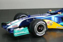 detay, yeni Sauber Petronas C24