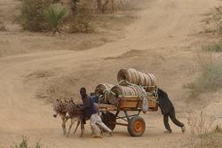Scene in Mali