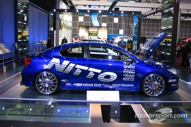 Nitto Tires Scion Tc