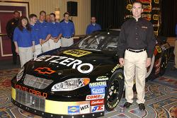 Haas CNC Racing: Mike Bliss